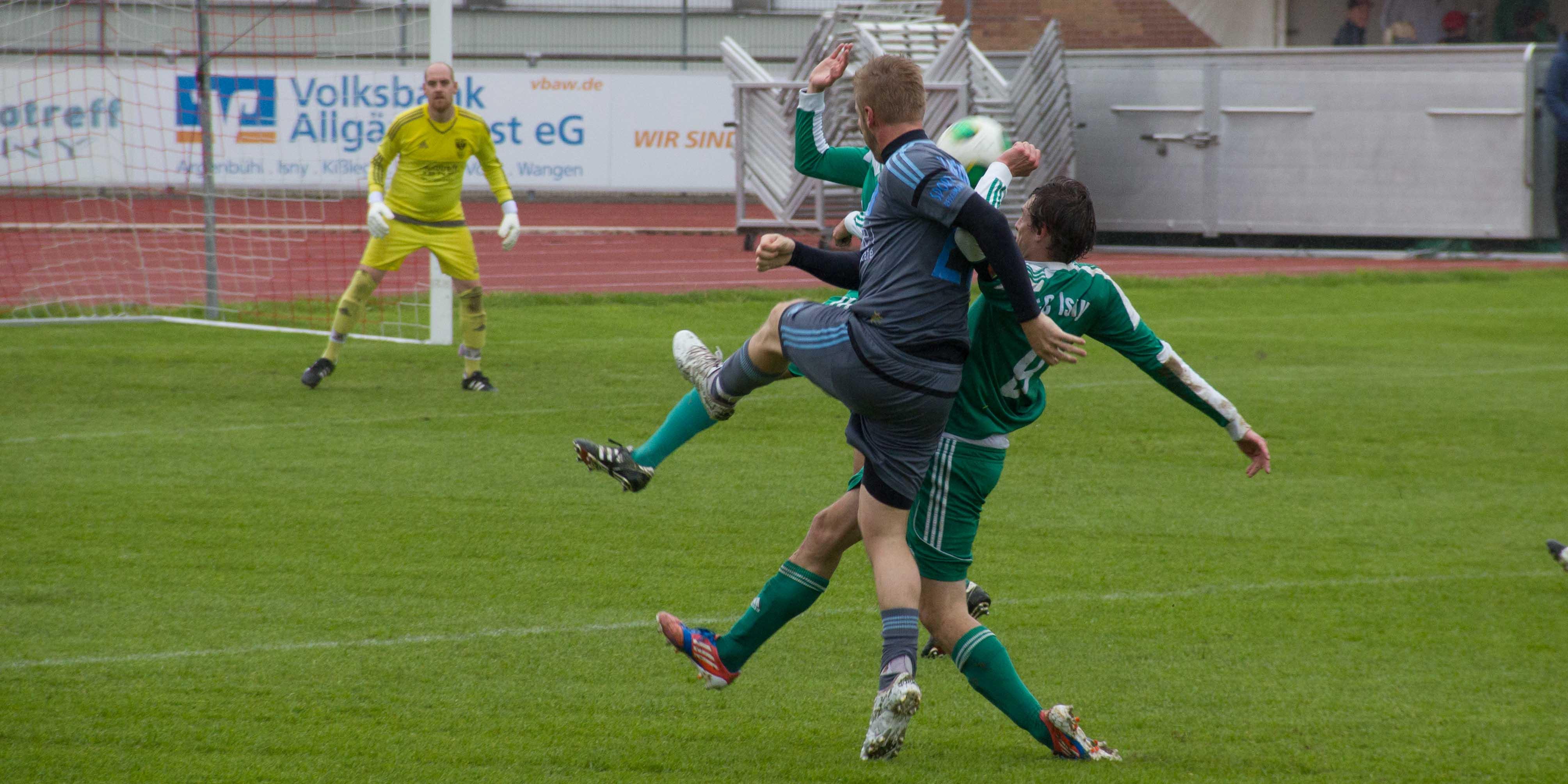 FC Isny - SV Beuren