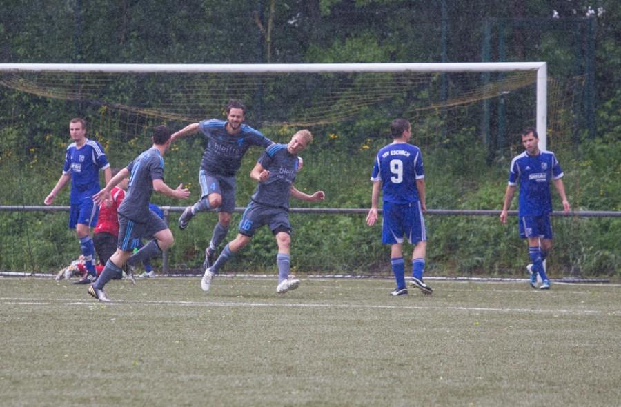TSV Eschach – SV Beuren