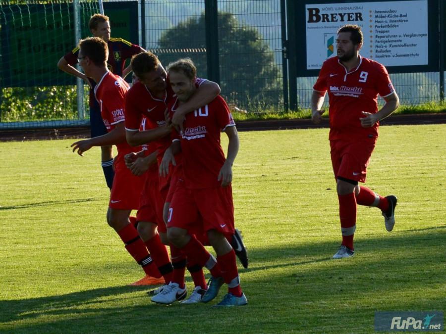 TSV Opfenbach – SV Beuren II