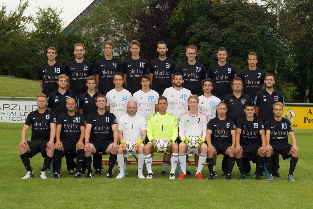 Kader SVB Kreisliga B